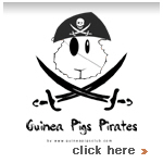 Guinea Pigs Pirates