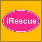 iRescue Pink Oval