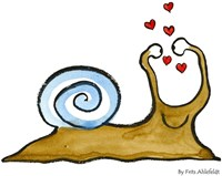 Self-Loving Snail