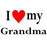 I heart my Grandma