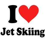 I Heart Jet Skiing