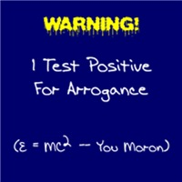 Test For Arrogance