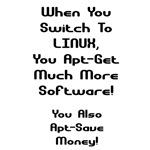 Linux Apt-Save Money