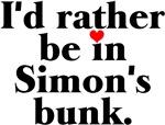 Simon's Bunk
