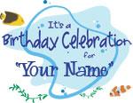 Fishy Birthday Names