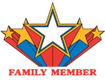Family Retro Star