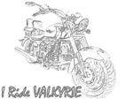 I Ride Valkyrie