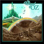 Wizard of Oz 'Over the Rainbow' Art