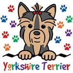 Yorkshire Terrier (Rainbow)