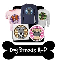Dog Breeds H-P