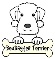 Bedlington Terrier Cartoon T-Shirts and Gifts