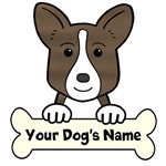 Personalized Cardigan Welsh Corgi