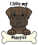 Mastiff Cartoon