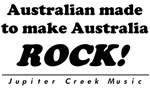 Australian made to make Australia ROCK!