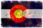 Colorado Wildfire Flag