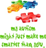 Autism makes me smarter
