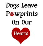 Paws Prints on Our Hearts