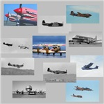 Propeller Plane Photo Gifts