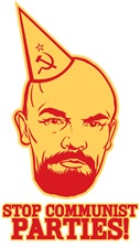 Stop Communist Parties!