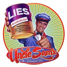Uncle Sam's Canned Lies