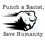 FIST: Punch a Racist, Save Humanity