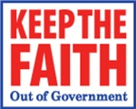 Keep the Faith Out of Government