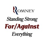 Mitt Romney: For/Against Everything