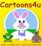 Cartoons4u Logo
