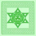 Celtic Star of David