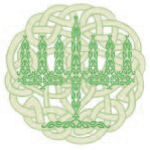 Celtic Menorah
