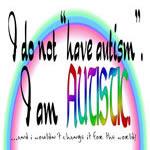 I Am Autistic
