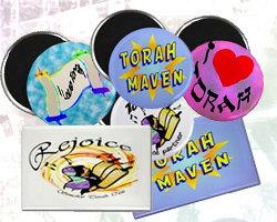Simchat Torah Magnets