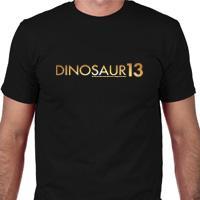Dinosaur 13 Logo