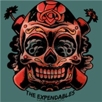 The Expendables Skull TNT