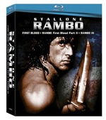 Rambo DVDs
