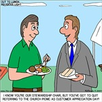 Church Customer Appreciation