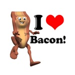 I Heart (Love) Bacon