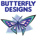 Cute & Pretty Butterfly Designs
