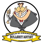 WORLDS GREATEST BULLSHIT ARTIST
