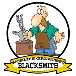 WORLDS GREATEST BLACKSMITH