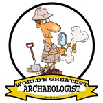 WORLDS GREATEST ARCHAEOLOGIST CARTOON
