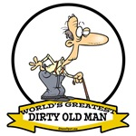 WORLDS GREATEST DIRTY OLD MAN CARTOON