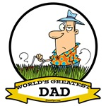 WORLDS GREATEST DAD CARTOON