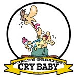 WORLDS GREATEST CRY BABY CARTOON