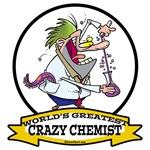 WORLDS GREATEST CRAZY CHEMIST CARTOON