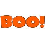 Orange Boo
