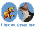 T Rex vs. Devon Rex