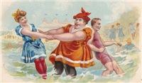 Balancing Bodacious Bathers