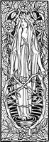 Encircled Maiden