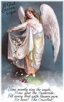 Easter Angel